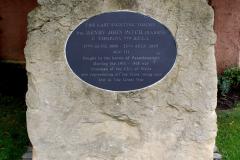2019-09-16 Wells, Somerset. (50) Harry Patch Memorial.  050