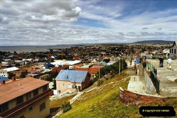 South America & The Falkland Islands.  2002 - 2003 (100)100
