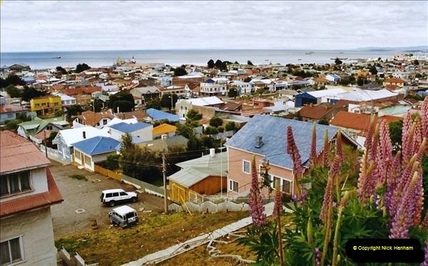 South America & The Falkland Islands.  2002 - 2003 (101)101