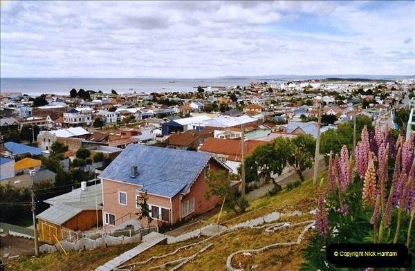 South America & The Falkland Islands.  2002 - 2003 (102)102
