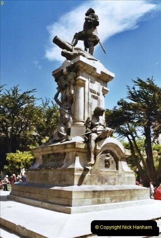 South America & The Falkland Islands.  2002 - 2003 (113)113