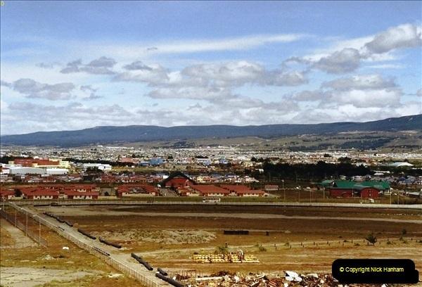 South America & The Falkland Islands.  2002 - 2003 (124)124