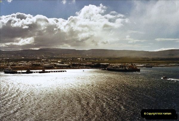 South America & The Falkland Islands.  2002 - 2003 (125)125