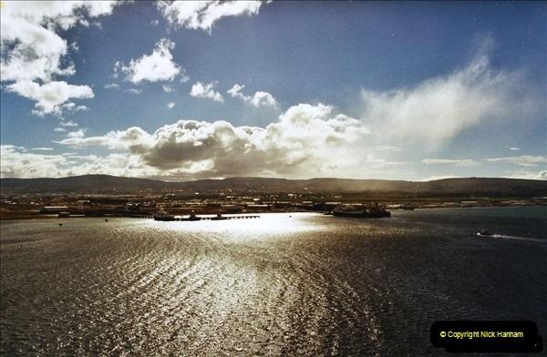 South America & The Falkland Islands.  2002 - 2003 (126)126