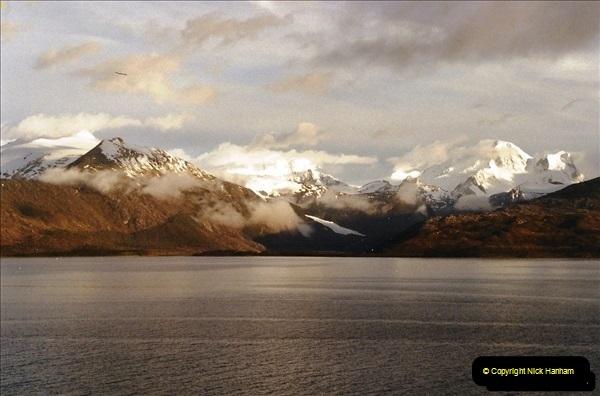 South America & The Falkland Islands.  2002 - 2003 (130)130