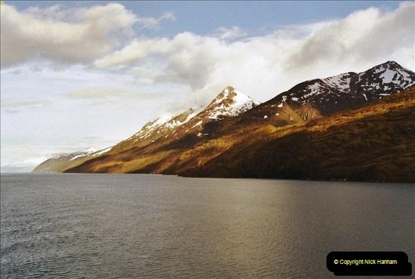 South America & The Falkland Islands.  2002 - 2003 (138)138