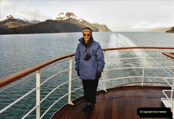 South America & The Falkland Islands.  2002 - 2003 (139)139