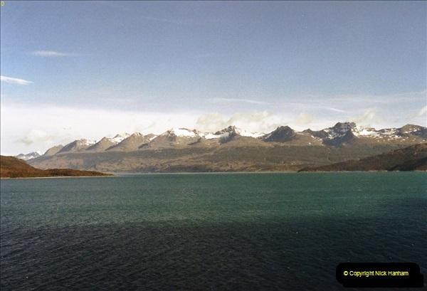 South America & The Falkland Islands.  2002 - 2003 (150)150