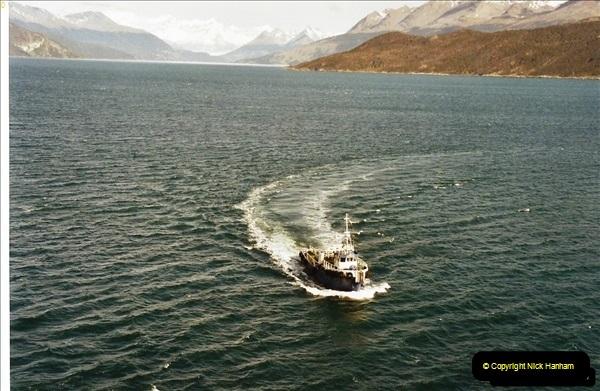 South America & The Falkland Islands.  2002 - 2003 (154)154