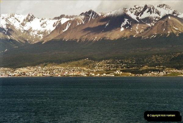 South America & The Falkland Islands.  2002 - 2003 (156)156