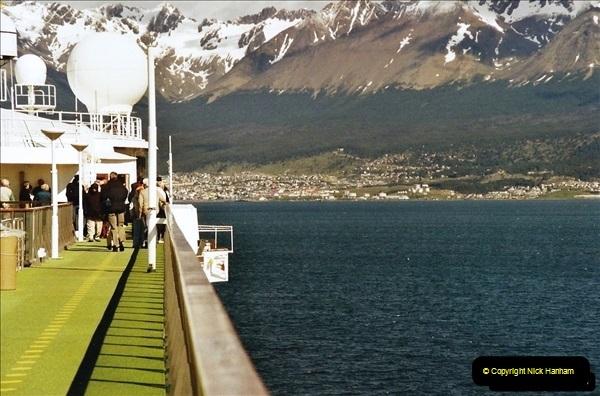 South America & The Falkland Islands.  2002 - 2003 (157)157