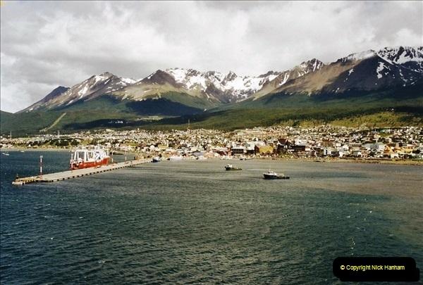 South America & The Falkland Islands.  2002 - 2003 (160)160