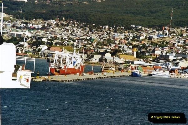 South America & The Falkland Islands.  2002 - 2003 (161)161