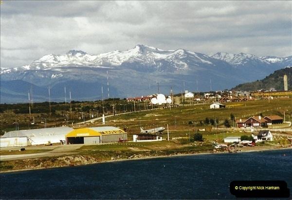 South America & The Falkland Islands.  2002 - 2003 (164)164