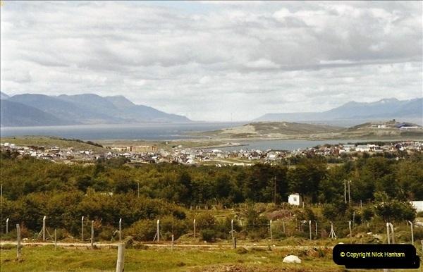 South America & The Falkland Islands.  2002 - 2003 (169)169