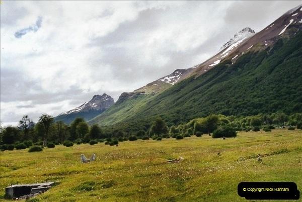 South America & The Falkland Islands.  2002 - 2003 (181)181