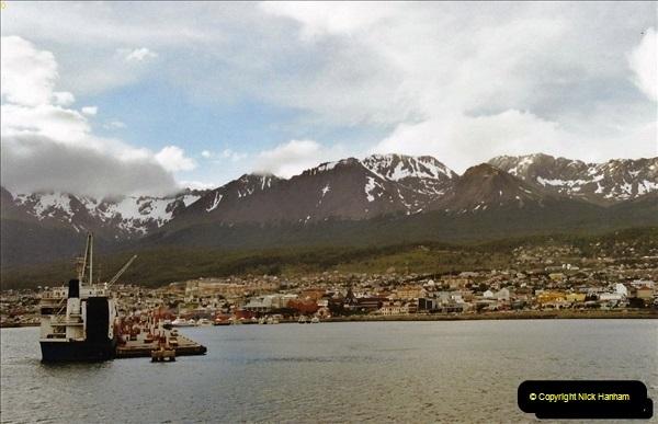 South America & The Falkland Islands.  2002 - 2003 (189)189