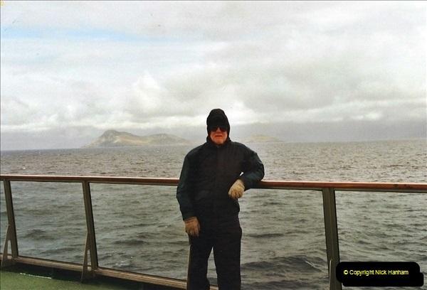 South America & The Falkland Islands.  2002 - 2003 (192)192