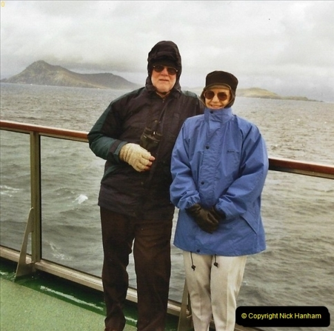 South America & The Falkland Islands.  2002 - 2003 (193)193