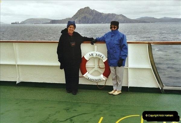 South America & The Falkland Islands.  2002 - 2003 (201)201
