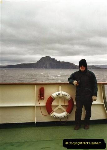South America & The Falkland Islands.  2002 - 2003 (206)206