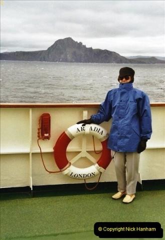 South America & The Falkland Islands.  2002 - 2003 (207)207