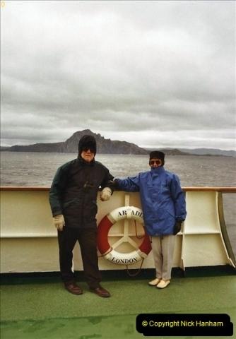 South America & The Falkland Islands.  2002 - 2003 (208)208