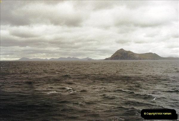South America & The Falkland Islands.  2002 - 2003 (210)210