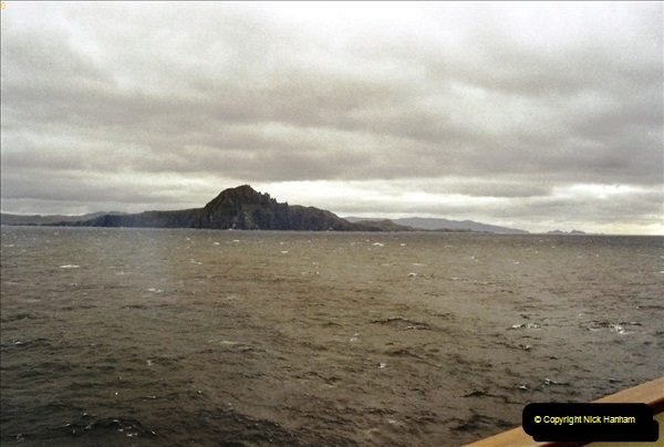 South America & The Falkland Islands.  2002 - 2003 (211)211