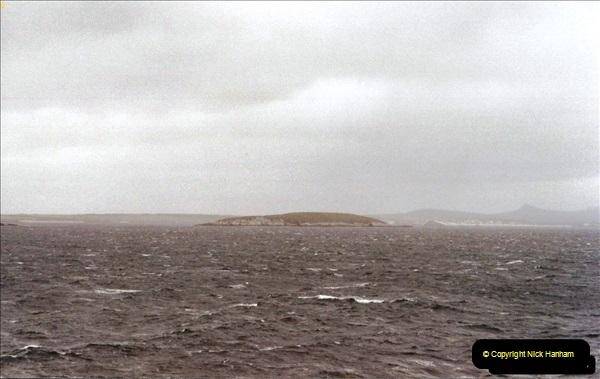 South America & The Falkland Islands.  2002 - 2003 (214)214