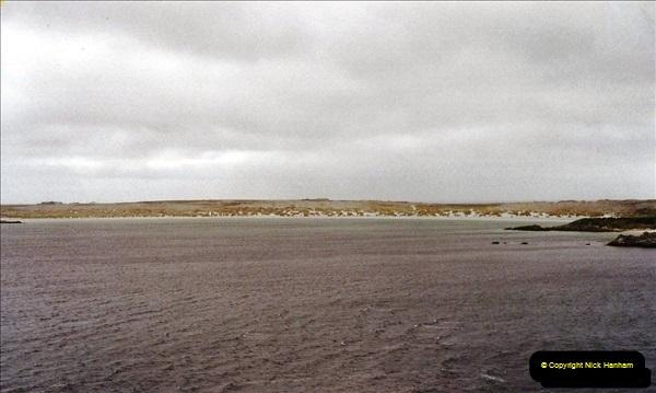 South America & The Falkland Islands.  2002 - 2003 (216)216