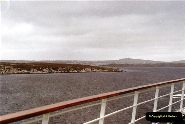 South America & The Falkland Islands.  2002 - 2003 (217)217
