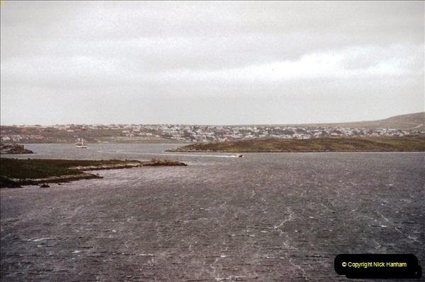 South America & The Falkland Islands.  2002 - 2003 (218)218