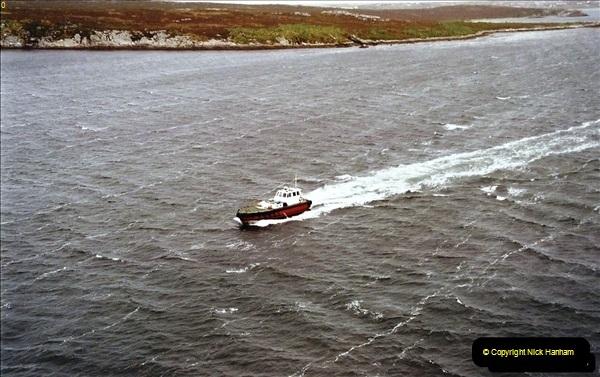 South America & The Falkland Islands.  2002 - 2003 (219)219