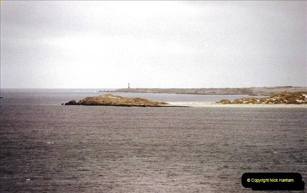 South America & The Falkland Islands.  2002 - 2003 (221)221