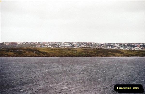 South America & The Falkland Islands.  2002 - 2003 (222)222
