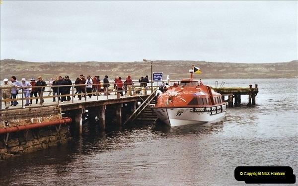 South America & The Falkland Islands.  2002 - 2003 (223)223