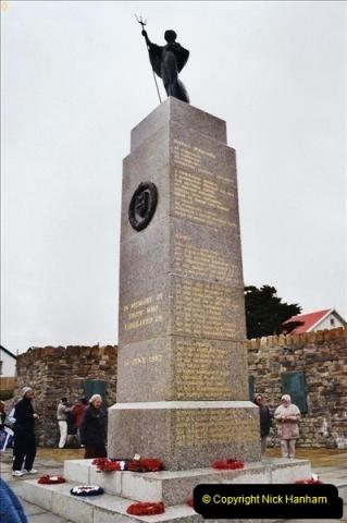 South America & The Falkland Islands.  2002 - 2003 (224)224