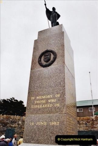 South America & The Falkland Islands.  2002 - 2003 (225)225
