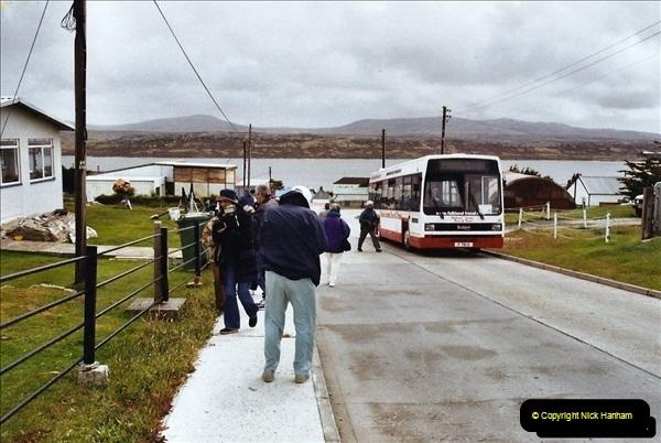South America & The Falkland Islands.  2002 - 2003 (230)230