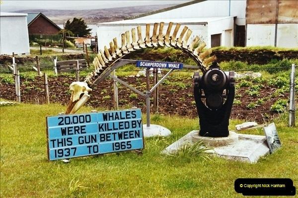 South America & The Falkland Islands.  2002 - 2003 (232)232