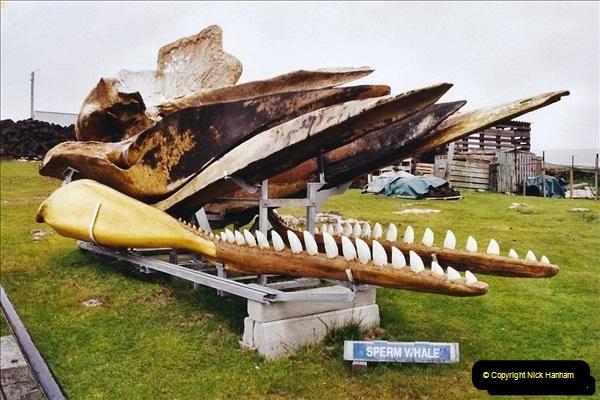 South America & The Falkland Islands.  2002 - 2003 (233)233