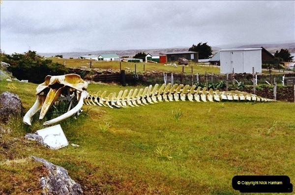 South America & The Falkland Islands.  2002 - 2003 (234)234