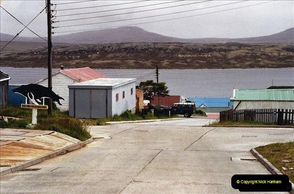 South America & The Falkland Islands.  2002 - 2003 (237)237