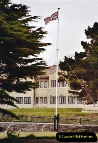 South America & The Falkland Islands.  2002 - 2003 (241)241