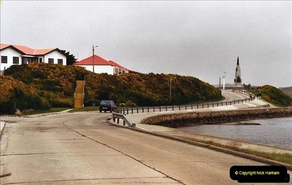 South America & The Falkland Islands.  2002 - 2003 (242)242