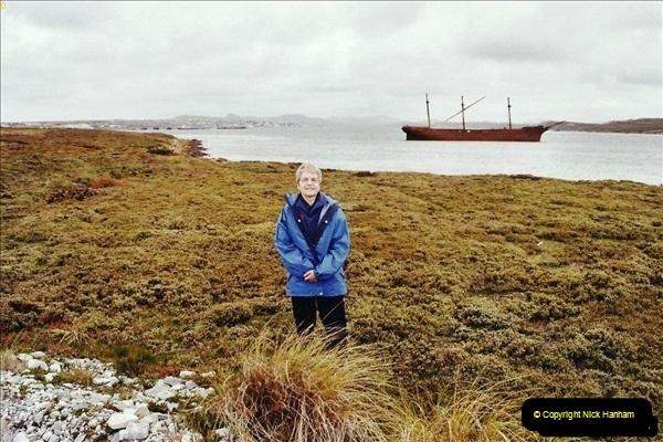 South America & The Falkland Islands.  2002 - 2003 (253)253