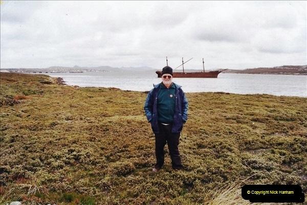South America & The Falkland Islands.  2002 - 2003 (254)254