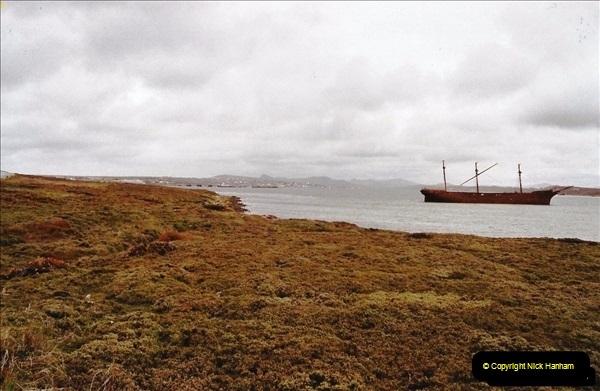 South America & The Falkland Islands.  2002 - 2003 (256)256