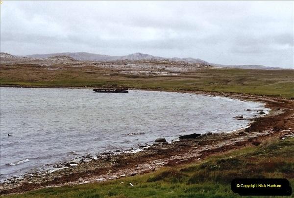 South America & The Falkland Islands.  2002 - 2003 (257)257